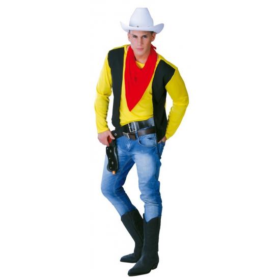 Image of Cowboy kostuum voor mannen