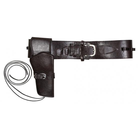 Image of Cowboy riem en holster holster