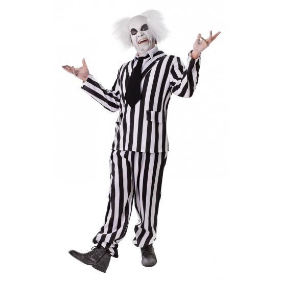 Image of Crazy guy pak zwart-wit voor volwassenen