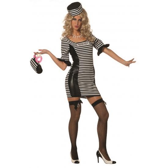 Image of Dames boeven kostuum