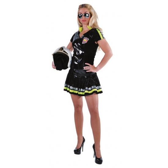 Image of Dames brandweer verkleedkleding