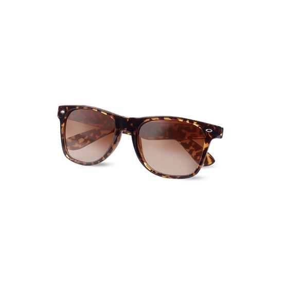 Image of Dames zonnebril met tijger print