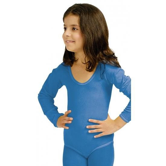 Image of Danspak meisjes blauw