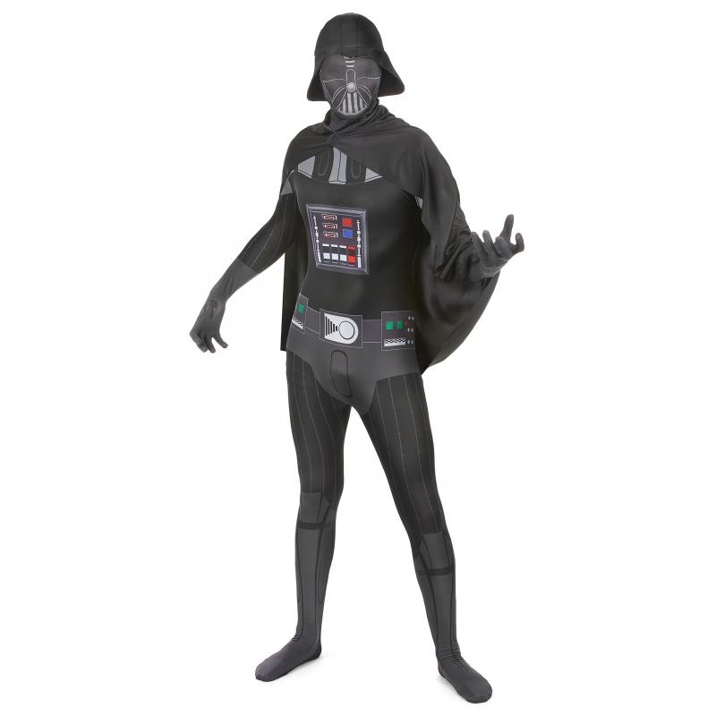 Image of Darth Vader bodysuit voor volwassenen