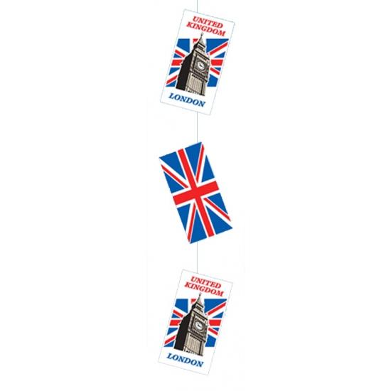 Image of Decoratie Engeland hangslinger