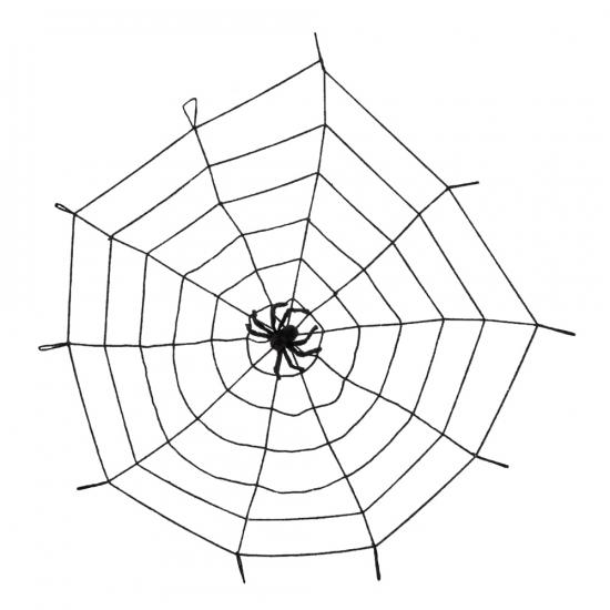 Image of Decoratie spinnenweb 150 cm
