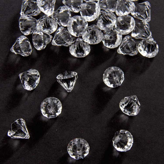 Image of Diamantjes transparant 12 mm