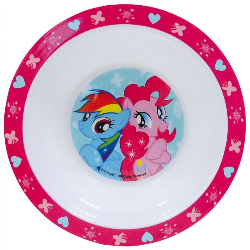 Image of Diep bord My Little Pony