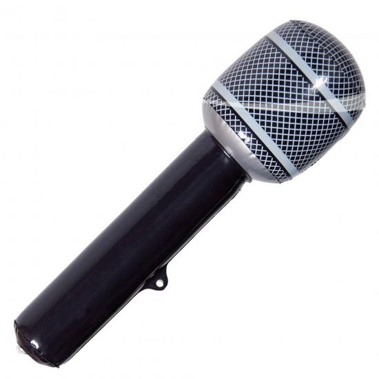 Image of Disco microfoon plastic