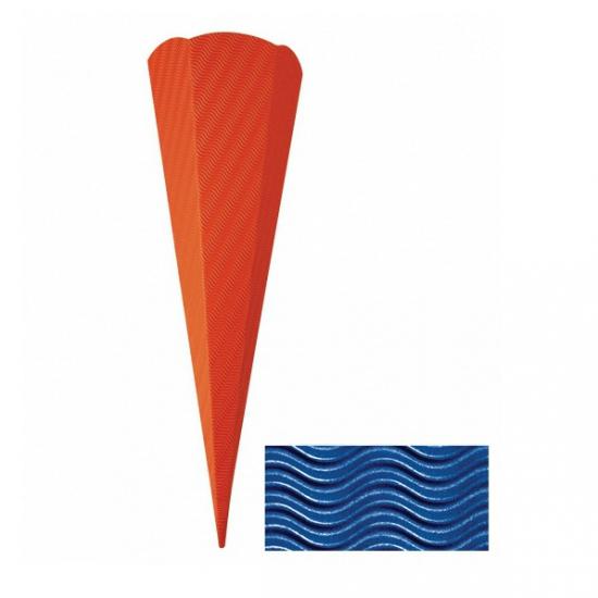 Image of Donkerblauwe knutsel schoolzak 68 cm