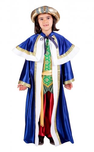 Image of Drie Wijzen Balthasar kinder kostuum