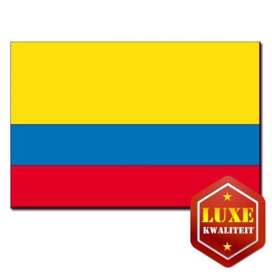 Ecuador landen vlag