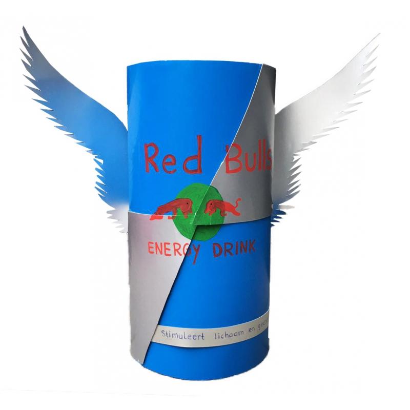 Image of Energy drink knutselen startpakket