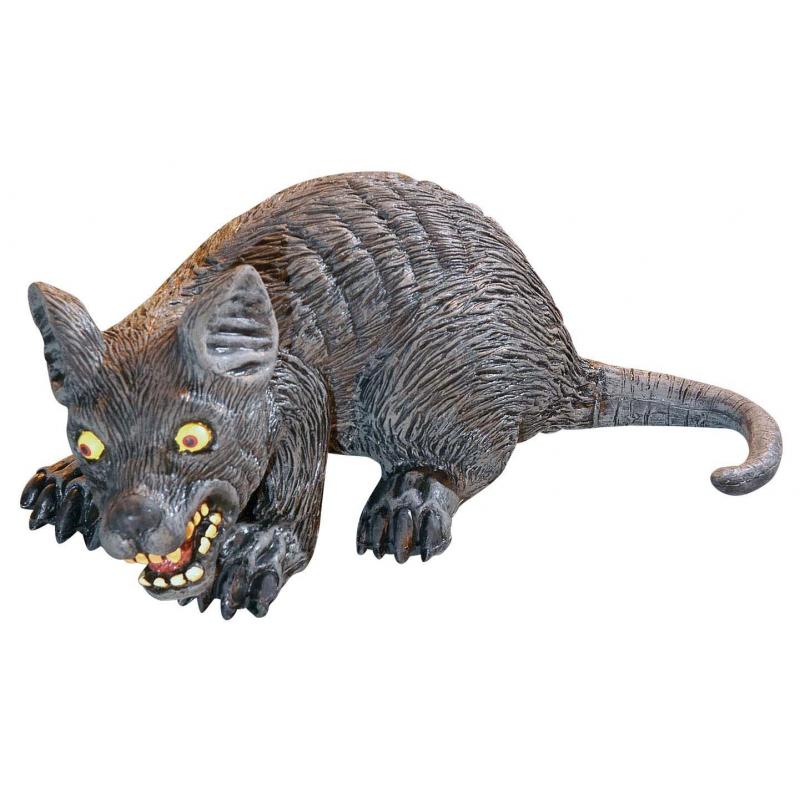Enge decoratie rat 32 cm