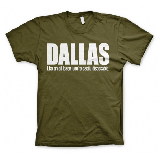 Image of Feest Dallas logo shirt