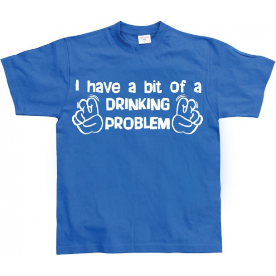 Image of Feest Drinking Problem shirt
