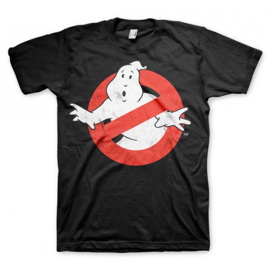 Image of Feest Ghostbusters logo shirt