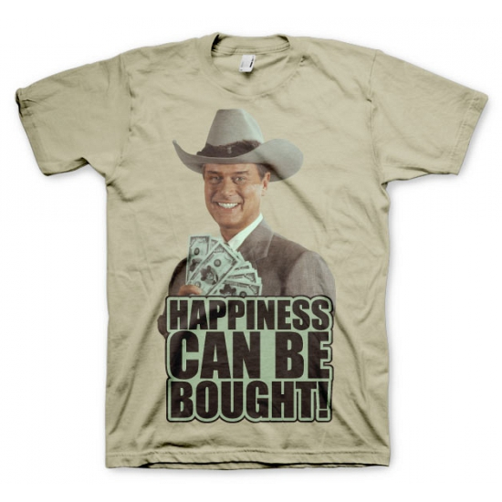 Image of Feest Happiness Can Be Bought shirt khaki