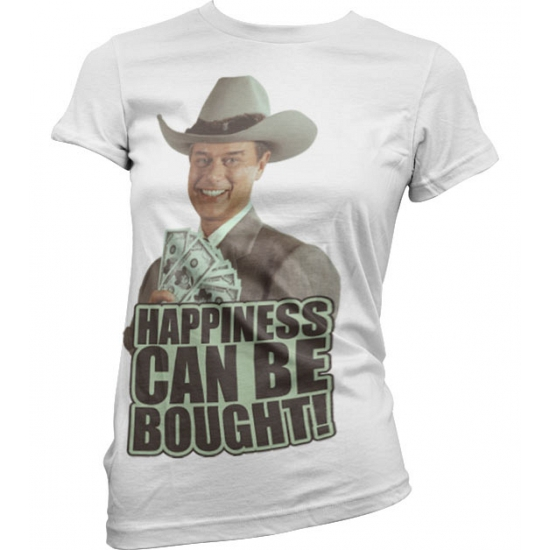 Image of Feest Happiness Can Be Bought shirt wit