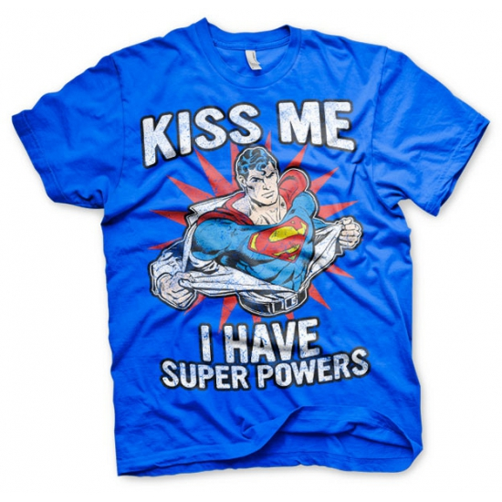 Image of Feest I have Super Powers heren shirt