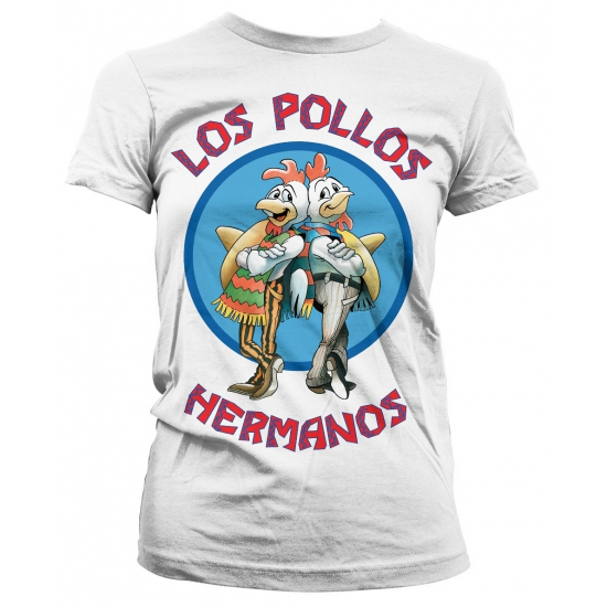 Image of Feest Los Pollos Hermanos shirt wit