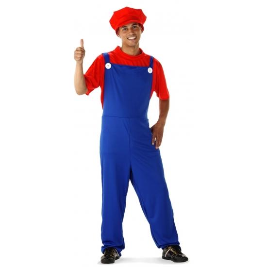Image of Feest Mario pak voor heren