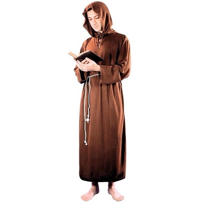 Image of Feest monnik kostuum voor heren
