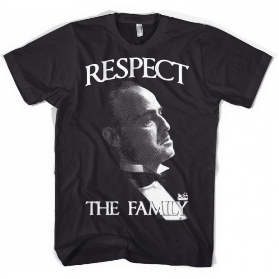 Image of Feest Respect the Family shirt