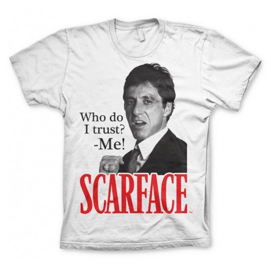 Image of Feest Scarface Who Do I Trust shirt