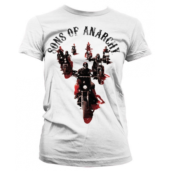 Image of Feest shirt dames Sons Of Anarchy