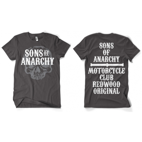 Image of Feest shirt heren Sons Of Anarchy