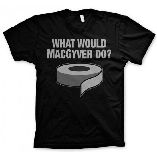 Image of Feest shirt MacGyver