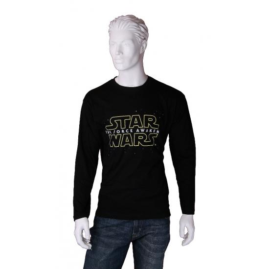 Image of Feest shirt Star Wars met lange mouwen