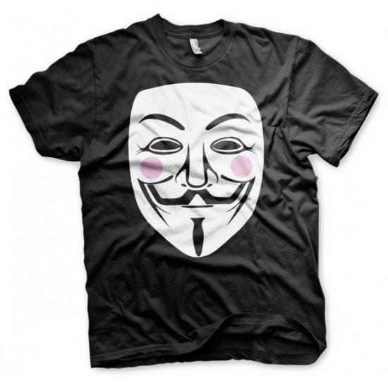 Image of Feest shirt V for Vendetta