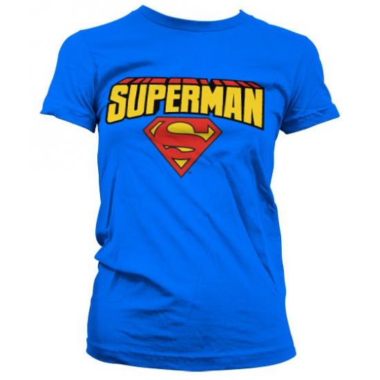 Image of Feest Superman dames shirt