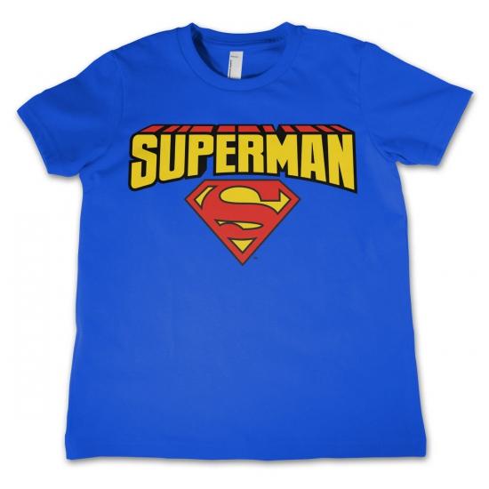 Image of Feest Superman kinder shirt