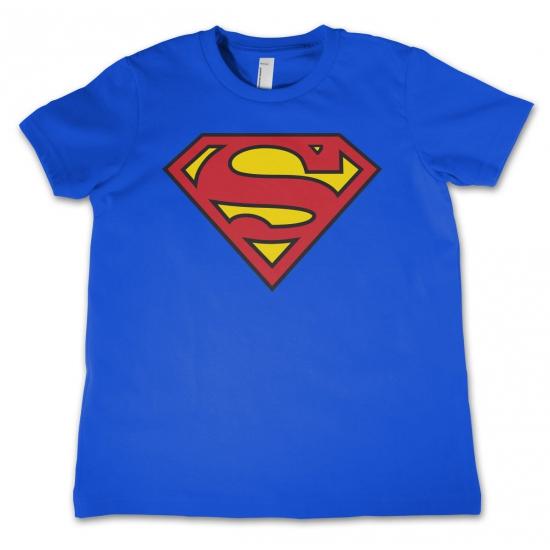 Image of Feest Superman logo kinder shirt