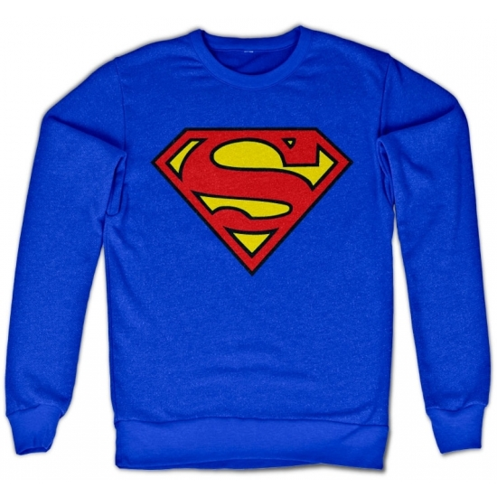 Image of Feest Superman logo trui