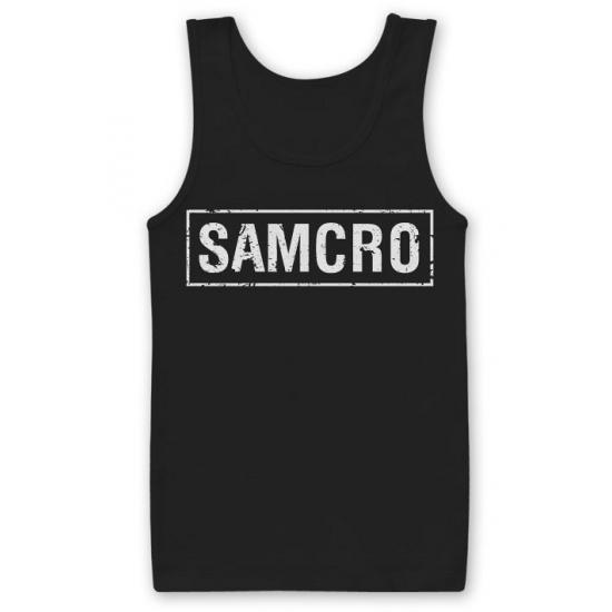Image of Feest tanktop SAMCRO