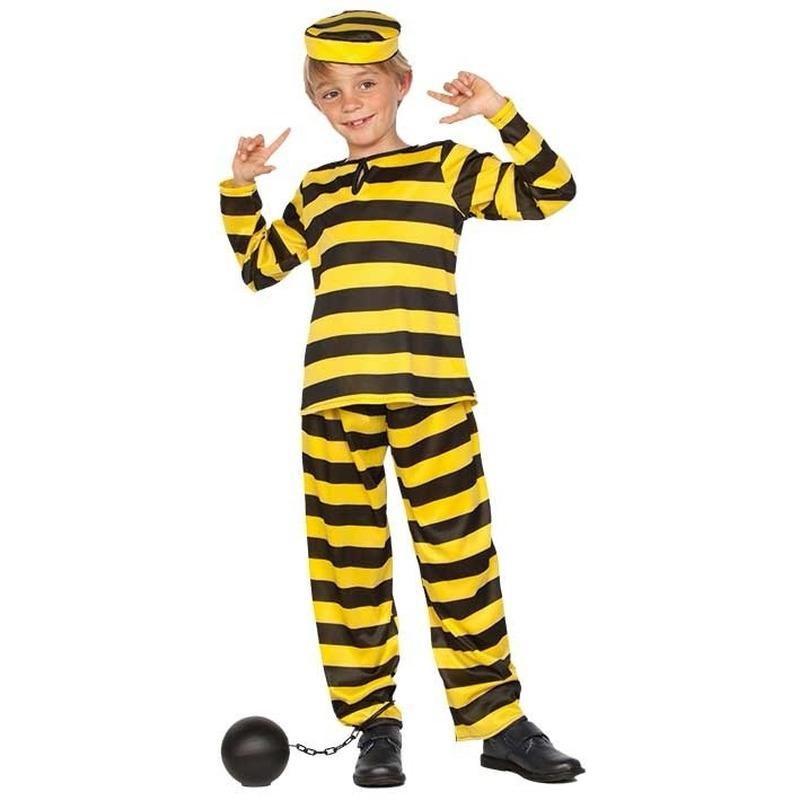 Image of Feest voordelig boeven kostuum voor kinderen