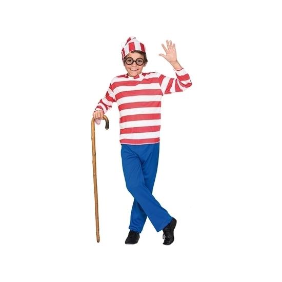 Image of Feest voordelig Wally kostuum voor kinderen