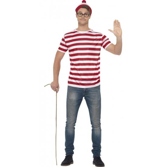 Image of Feest Wally shirt voor heren