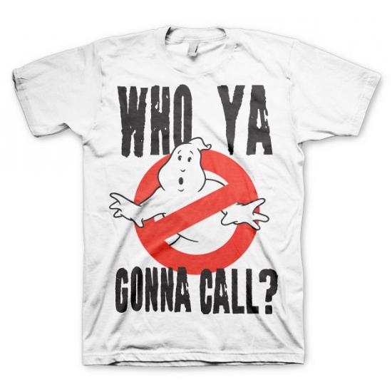 Image of Feest Who Ya Gonna Call shirt