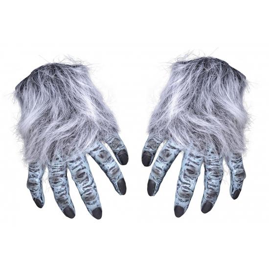 Image of Feestartikelen latex weerwolf klauwen