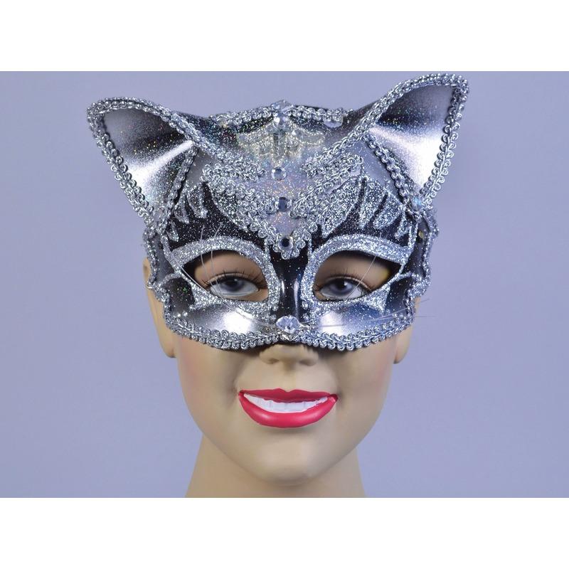Image of Feestmasker kat