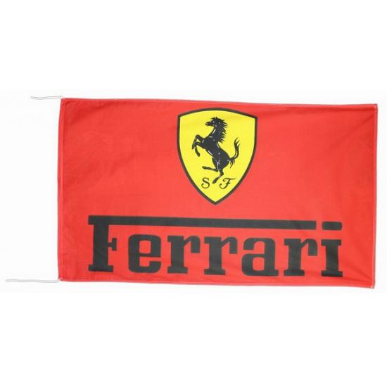 Image of Ferrari vlag 150 x 90 cm