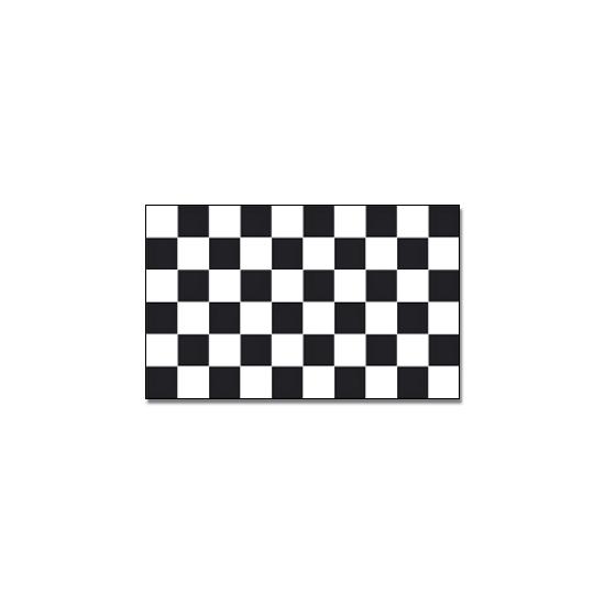 Image of Finish autorace vlag
