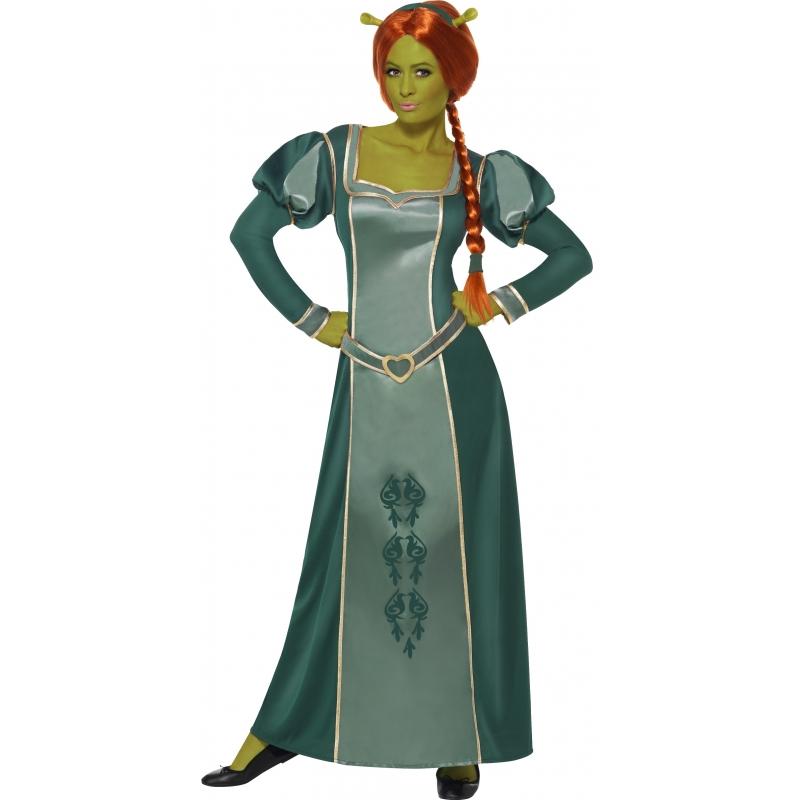 Image of Fiona jurk uit Shrek film