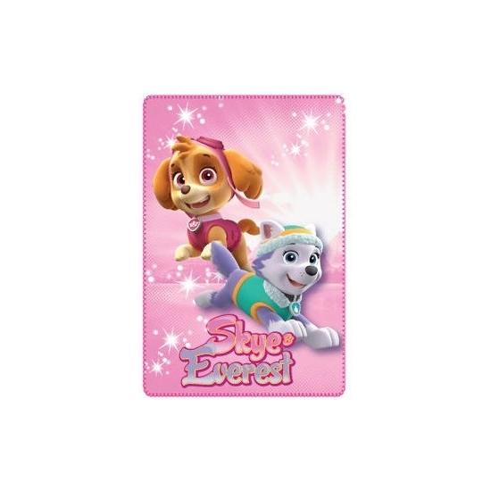 Image of Fleecedeken roze Paw Patrol voor meisjes