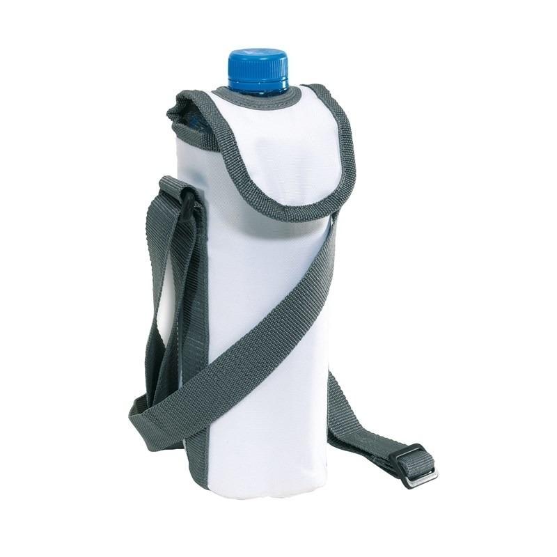 Image of Flessen koeltas lichtblauw 0.5 liter